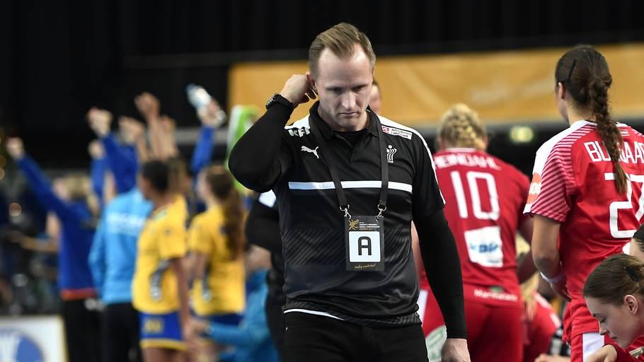 2e632615c05 Klavs Bruun Jørgensen var tæt på at kvitte jobbet som landstræner. Foto:  Lars Poulsen
