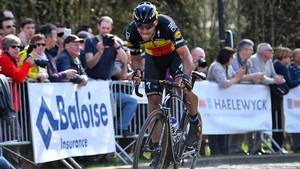 Philippe Gilbert viste i Tre dage ved Panne, at han er i god form forud for Flandern Rundt. Foto: Zuma Press