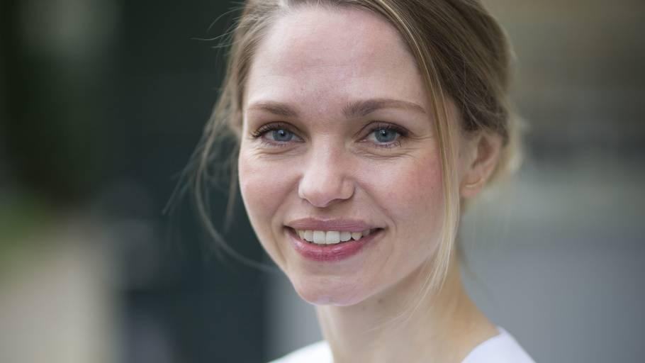Mette Bruun-Pedersen er sygeplejerske på Rigshospitalet, og i en del af sit job følger hun unge patienter, som har fået konstateret hjernekræft. Privatfoto