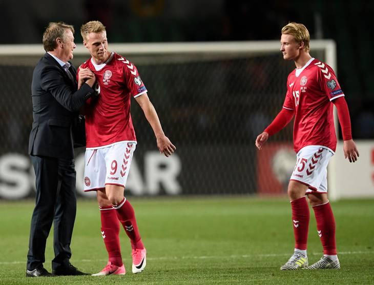 Nicolai Jørgensen og Kasper Dolberg er begge farlige angribere i Holland 7052a49fd9e19