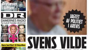 Sven Jørgen Nielsen og udenlandsdanskeren måtte fabrikere gældsbreve, da de ikke kunne bevise, at der var tale om et lån. Foto: Ekstra Bladet
