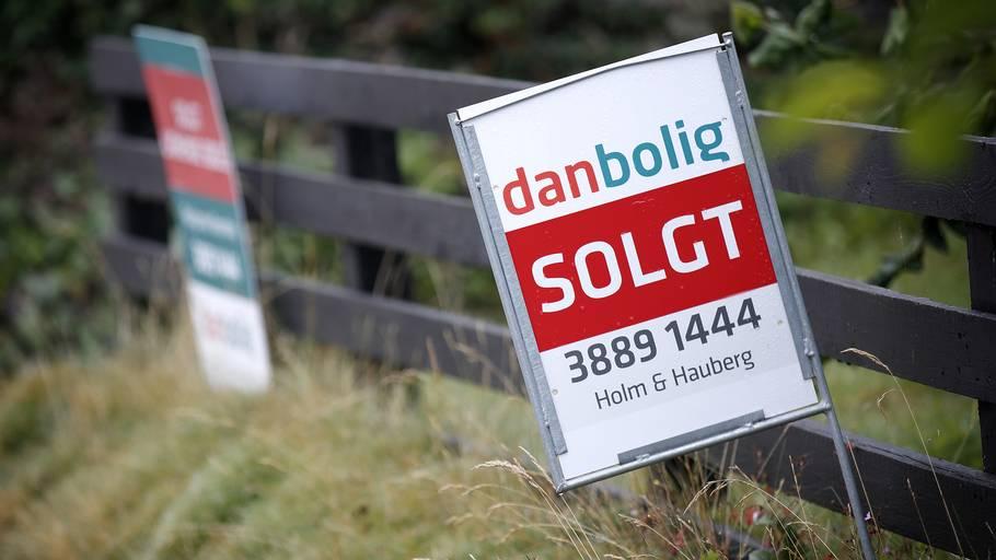 Hvordan får du hurtigst din bolig solgt? Der er nogle ting, du bør gøre, og andre - du skal holde dig fra. Foto: Jens Dresling