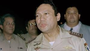 Manuel Antonio Noriega i 1989. Foto: AP