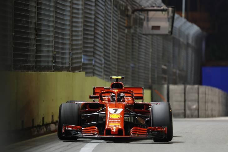 Fra næste sæson skifter Kimi Raikkonen Ferrari ud med Sauber. Foto: Vincent Thian