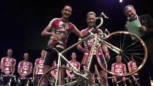 Jesper Skibby og Brian Holm skulle efter planen være de to største stjerner på Team Home Jack & Jones. Sådan kom det dog ikke helt til at gå. Foto: Claus Bonnerup
