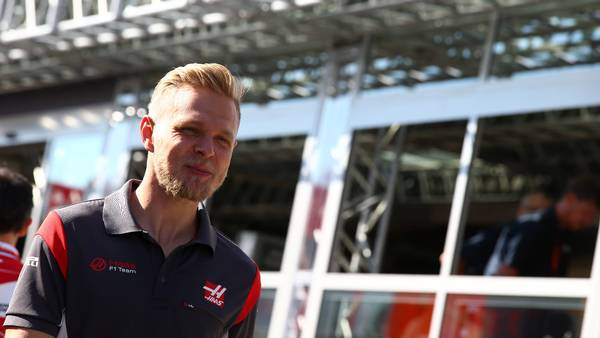 Kevin Magnussen blev 13'er i Ungarn. Foto: imago sport/All Over Press