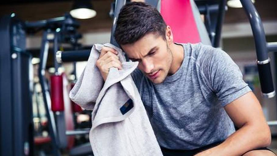 efter træning