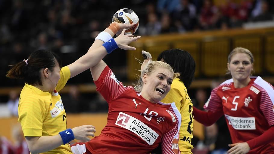 vm i håndbold kvinder