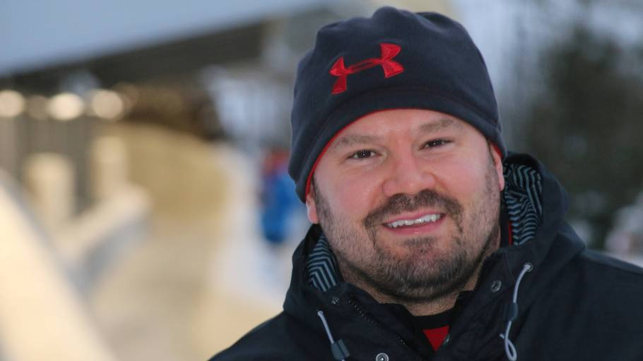 Steven Holcomb blev blot 37 år. Foto: All Over Press.
