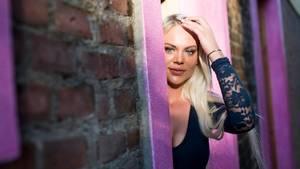 Caroline Petersen er ikke tilfreds med at blive kaldt 'røvsyg'. Foto: Anthon Unger