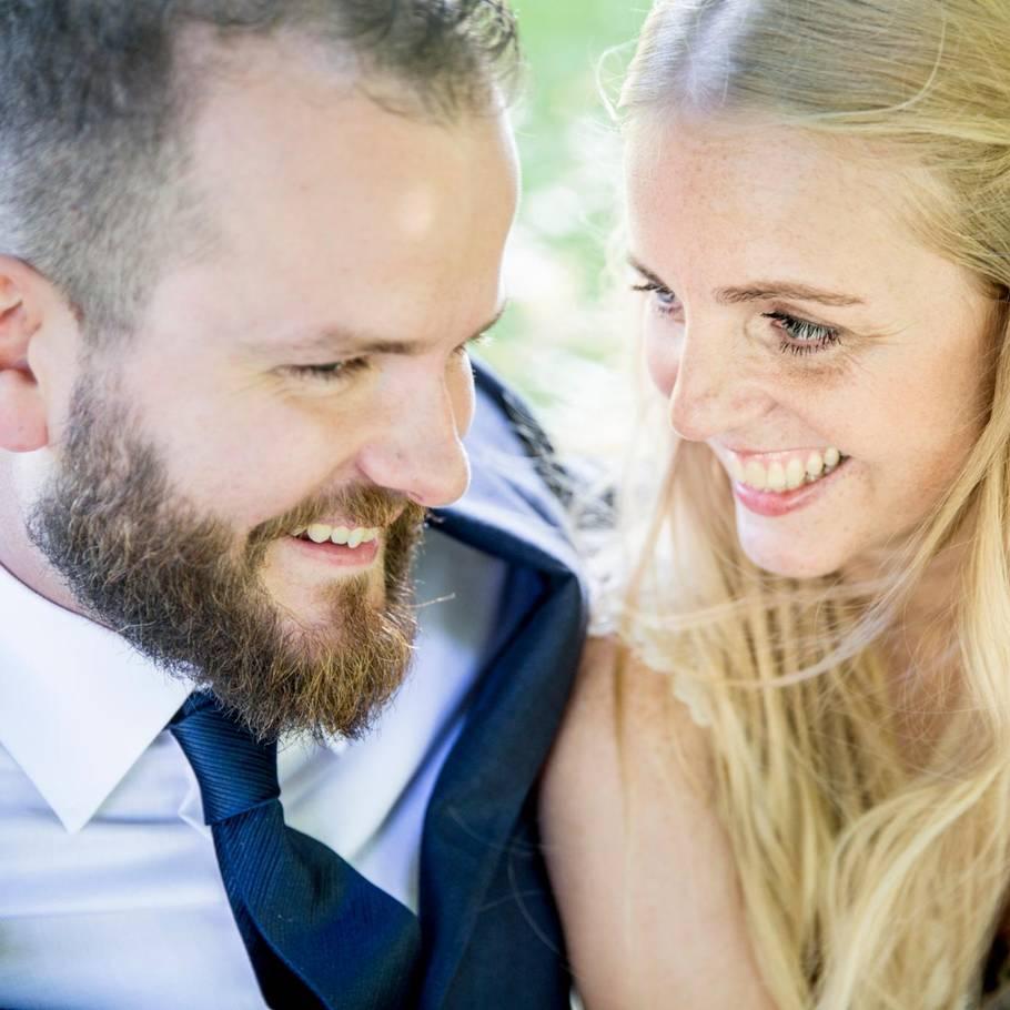 Ægteskab efter 8 måneder af dating