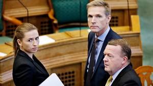 Socialdemokratiet, Dansk Folkeparti og Venstre får tilsammen mere end 200 millioner skattekroner i støtte hvert år. Polfoto: Jens Dresling.