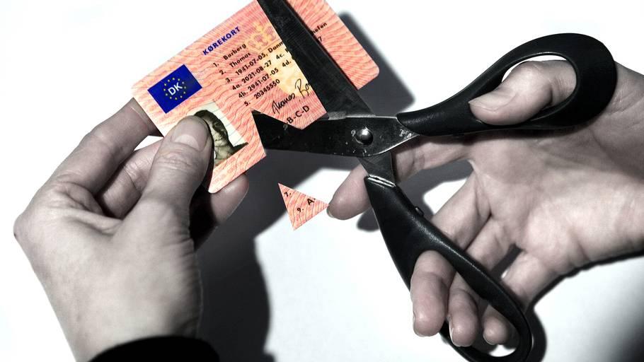 klip i kørekort 1 maj