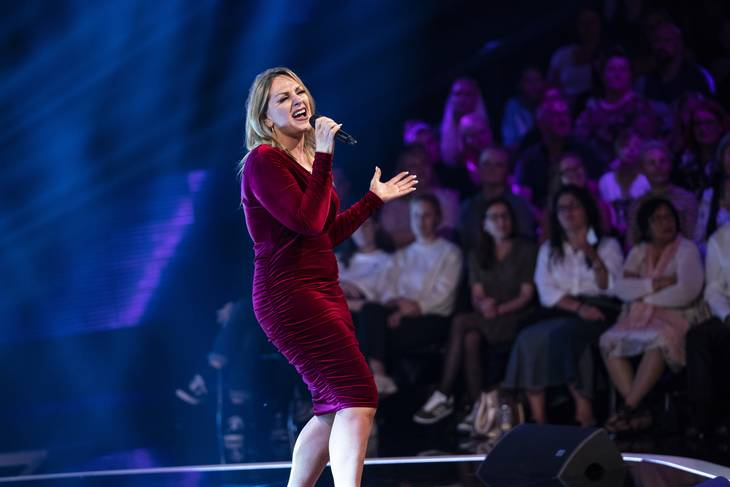 Miriam Gardner vandt Kanal 5-programmet 'All together now'. Foto: Per Arnesen