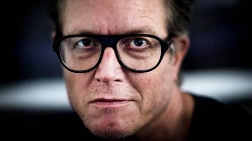 Tv-værten Peter Mygind deltager i et nyt program om vold i nattelivet. Foto: Jonas Olufson