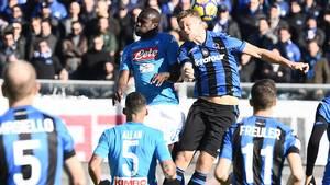 Cornelius får fuld tid i 0-1-nederlag til Napoli