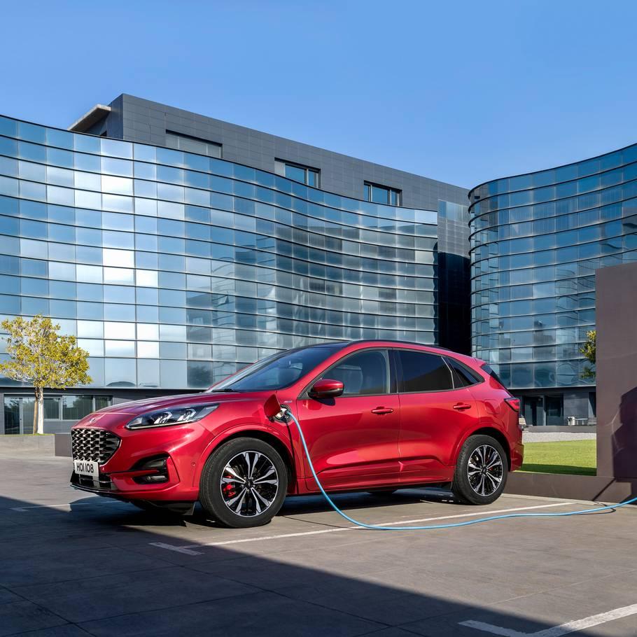Ford Har Store Forhabninger Til Ny Suv Ekstra Bladet