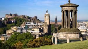 Oplev charmerende, gamle Edinburgh ganske simpelt