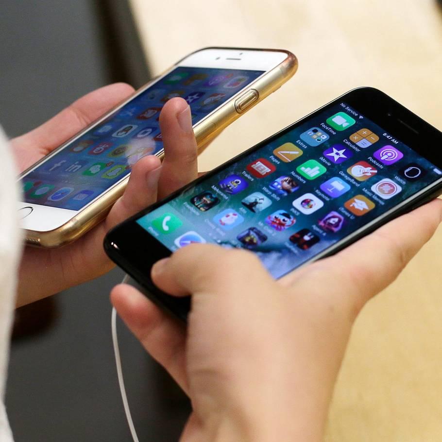 Ultramoderne Svigter batteriet i din iPhone 6? Apple vil måske bytte det WQ-65
