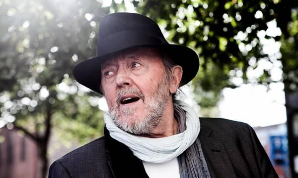 Povl Dissing er mest kendt for samarbejdet med Benny Andersen. Foto: /ritzau/Tycho Gregers