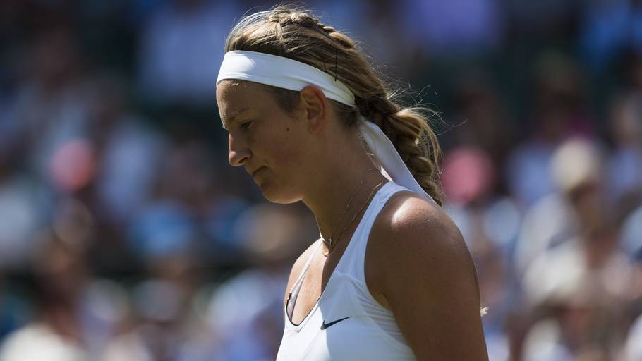 Azarenka vil ikke komme til Melbourne. Foto: All over press.