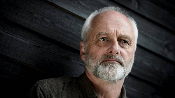 Allan Olsen - poeten rimer om blandt andre sin far, den unge danske mand og hjemløse på 'Hudsult'.  Foto: Jonas Olufson