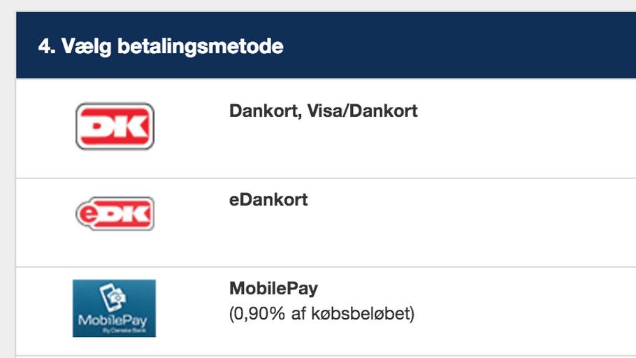 hvor meget kan man overføre på mobilepay scor dk anmeldelser