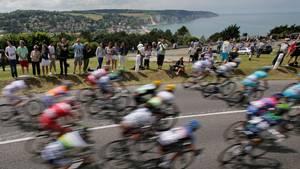 Holdene i Tour de France og de øvrige store løb skæres fremover ned fra ni til otte hold. Foto:
