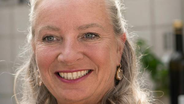 Ilse Jacobsen Hornbæk Som På Billede Ilse Jacobsen Kvinde