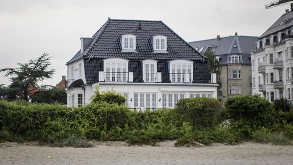 hvad er huset blevet solgt for