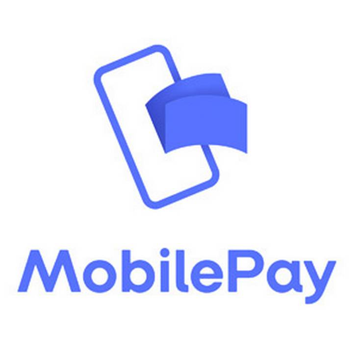 Billedresultat for mobilepay logo
