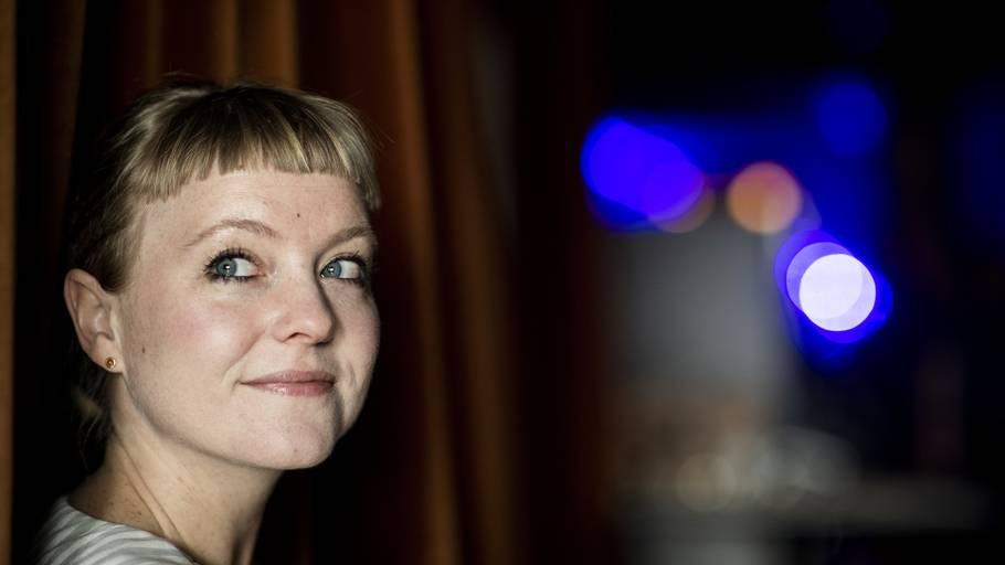 Sys Bjerre er blevet forlovet. Foto: Anthon Unger