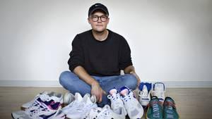 c2f7340e3a9 Mikkel har tjent tusindvis af kroner på brugte sko: Sådan kan du gøre det  samme