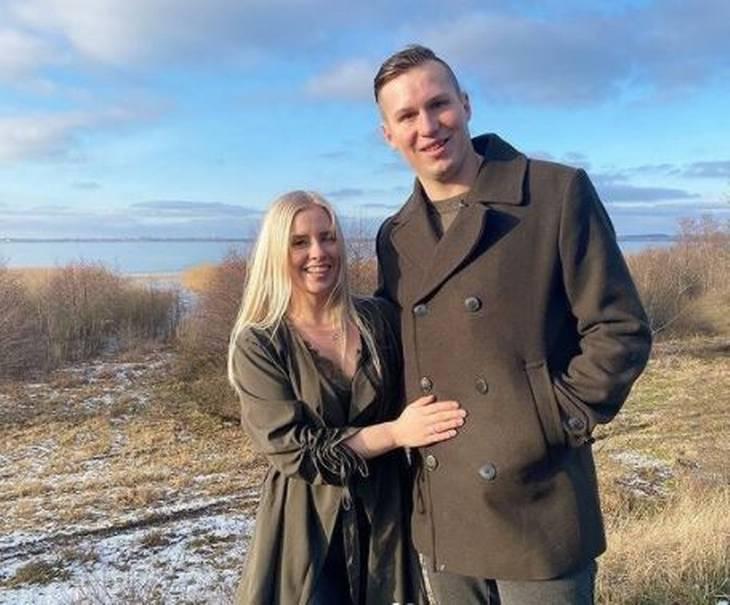 Michael Sommer og Maria Kronholm skal giftes 24. juli næste år. Foto: Privat