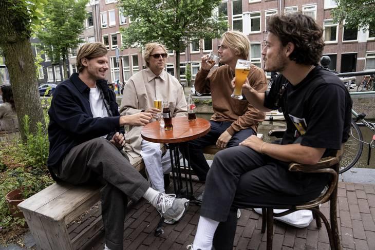 Landa har ofte været i Danmark for den københavnske modeuge, men lige i øjeblikket er det dansk fodbold og ikke dansk mode, der har hans fokus. Foto: Tariq Mikkel Khan