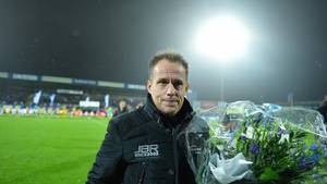 Jakob Michelsen tog i går afsked med Superligaen, som han dog agter at vende tilbage til en gang i fremtiden. Foto: Ernst van Norde