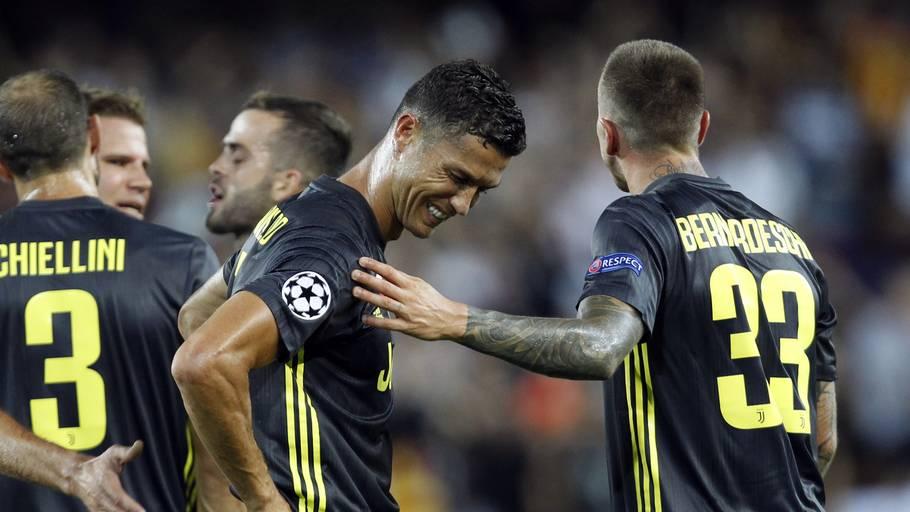 601f111f Cristiano Ronaldos skæbne bliver afgjort i næste uge. Foto: AP