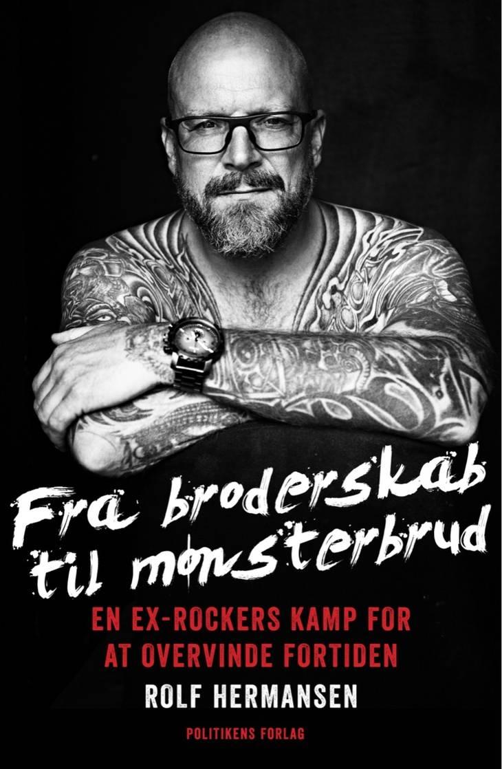 Bogen 'Fra broderskab til mønsterbrud' er udkommet på Politikens Forlag