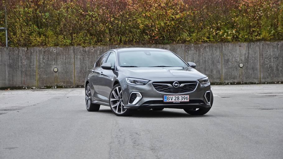 Opel Insignia Gsi Er En Hurtig Og Elegant Firmaflyder Ekstra Bladet