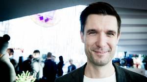 Morten Resen håber, at 'GoLittle' kan udkomme inden for et år. Foto: Linda Johansen