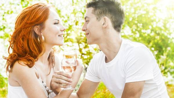 dating en forkælet rige pige