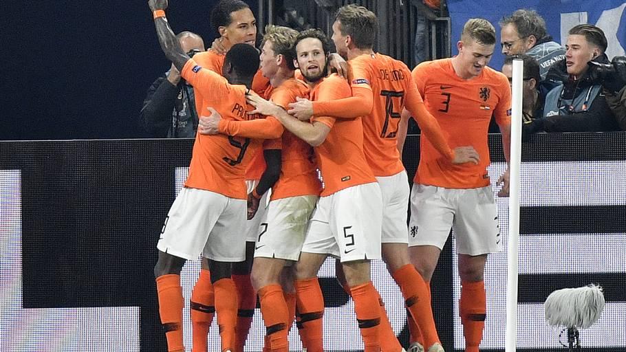 hollandsk fodbold liga