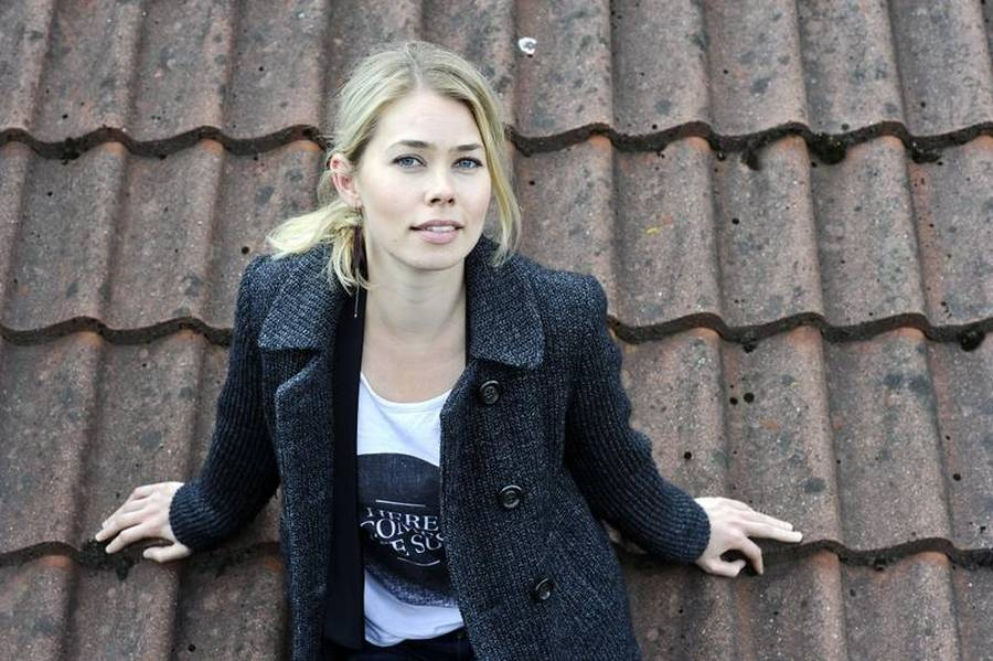 Birgitte Hjort Sørensen gør sig bemærket i det store udland. (Polfoto)