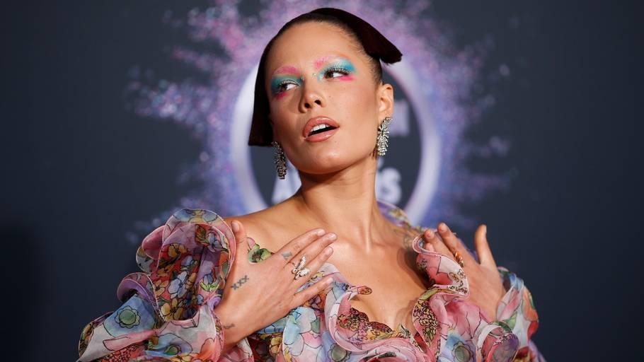 Halseys album 'If I Can't Have Love, I Want Power' udkommer 27. august, fortæller hun. Foto: Danny Moloshok/Ritzau Scanpix