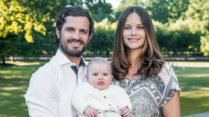 Carl Philip og Sofia veneter barn igen. Foto: All Over