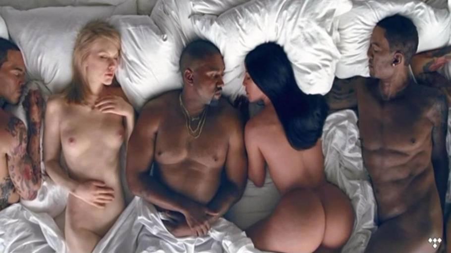 Kanye og Kim Sex Video