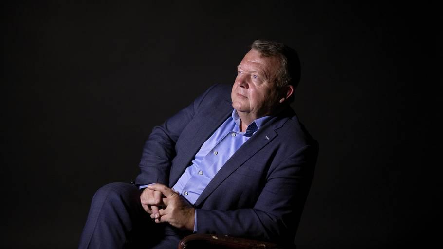 Det er endnu for tidligt til, at Lars Løkke kan læne sig tilbage og slappe af, minder Hans Engell om. Foto: Finn Frandsen/Ritzau Scanpix
