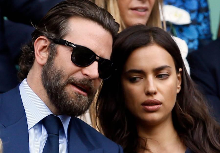 Bradley og Irina. (Foto: AP)