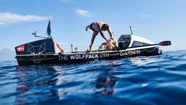 Foto: Ben Duffy / Talisker Whiskey Atlantic Challenge