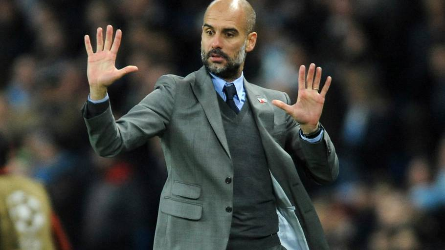Jan Mølby analyserer Pep Guardiolas start som manager i Manchester City. Foto: AP